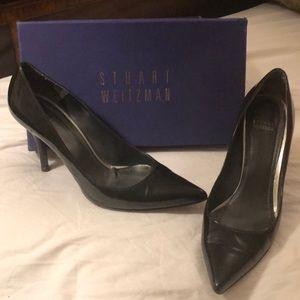 Stuart Weirzman 9/12 Black heels